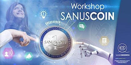 SANUSCOIN Workshop tickets