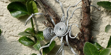 School Holiday Sculpting with Wire with Rebecca Prince tickets