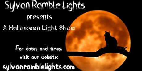 Halloween Light Show - 2020 - Sylvan Ramble Lights tickets