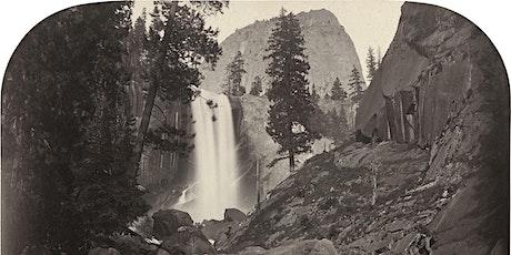 Carleton Watkins è uno dei grandi della fotografia americana dell'Ottocento biglietti
