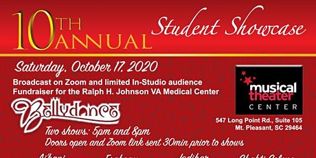 DancingBeena's 10th Annual Bellydance Student Showcase tickets