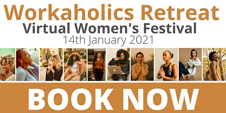Virtual Workaholics Women's Retreat tickets