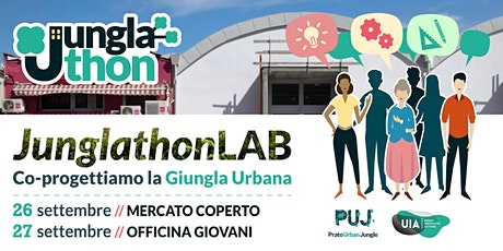 Junglathon  x Mercato Coperto di Via Giordano biglietti