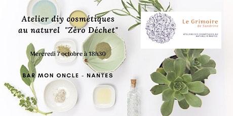 """Atelier diy cosmétiques au naturel """"zéro déchet"""" - baume déodorant billets"""