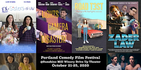 Portland Comedy Film Festival 2020 tickets