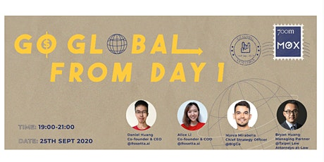 MOX x TSS : Global From Day One tickets