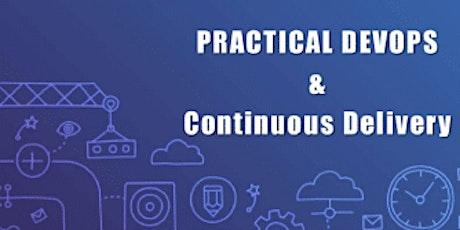 Practical DevOps & Continuous Delivery 2 Days Virtual Training in Geneva biljetter