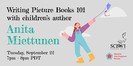 Writing Picture Books 101 tickets