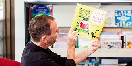 School Holiday Activity - Pyjama Storytime tickets