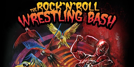 The Rock n Roll Wrestling Bash Dortmund Tickets