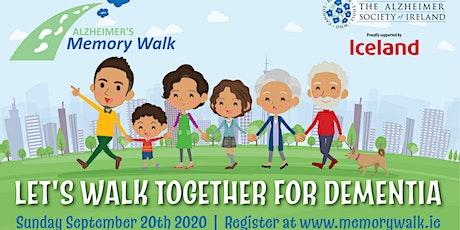 Alzheimer's Memory Walk 2020 tickets