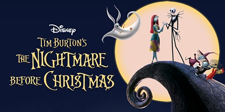 THE NIGHTMARE BEFORE CHRISTMAS : Drive-In Cinema (SATURDAY, 7 PM) tickets