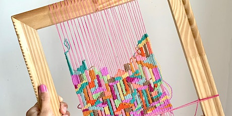 TOAST | Tapestry Weaving with Alicia Scardetta from Textile Arts Center, NY tickets