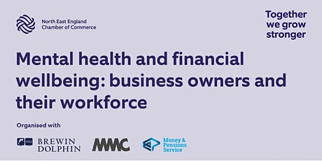 Mental Health and financial wellbeing: business owners and their workforce tickets