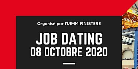 JOB DATING - ATELIERS DES CAPUCINS [08 octobre 2020] | arrivée à 19  h 00 billets