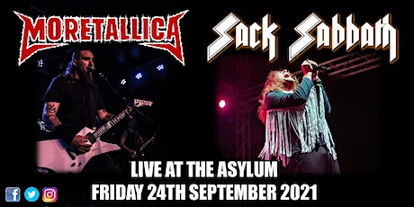 Moretallica & Sack Sabbath - Live at The Asylum tickets