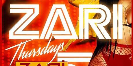 Zari Thursdays tickets