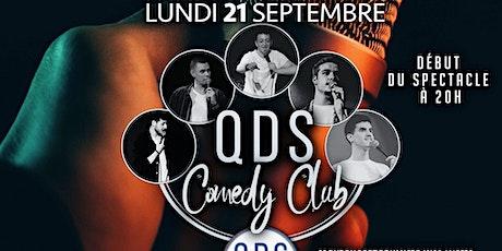 Q De Sac Comedy Club billets