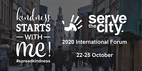 2020 Serve the City International Forum tickets