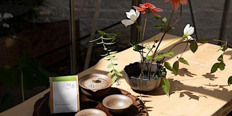 Tea and Ikebana Floral Arrangement Workshop tickets