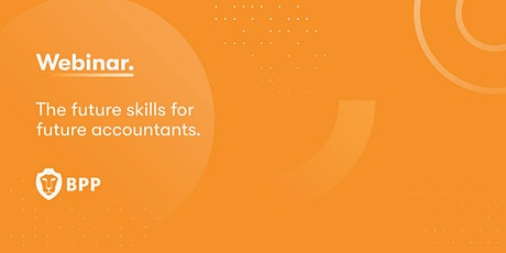 The future skills for future accountants tickets
