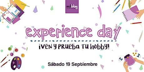 Milbby Experience Day: Ven y Prueba tu Hobby en C.C.Puerto Venecia entradas