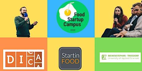 Food Startup Campus 2020 tickets