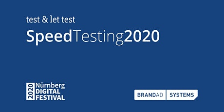 Speed Testing - test & let test Tickets