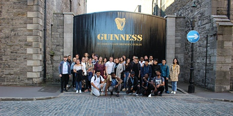 MEET UP SERIES:   Guinness Storehouse Experience tickets