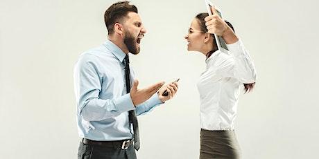 Formation : Gestion de situations conflictuelles au travail billets