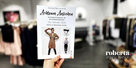 Achtsam Anziehen - Lesung mit Dominique van de Pol Tickets