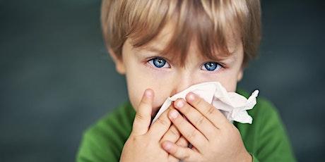 """Webinar Gratuito """"Allergie e acari della polvere"""" biglietti"""