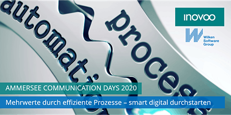 AMMERSEE COMMUNICATION DAYS 2021 tickets