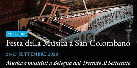 Festa della Musica   Concerto Matteo Messori biglietti