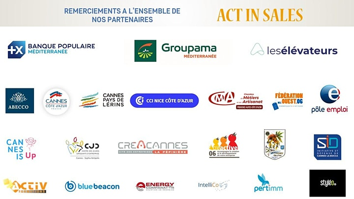 Image pour Act in Sales