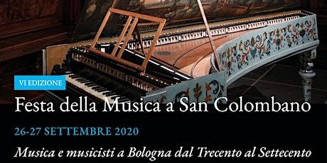 Festa della Musica | Concerto Odhecaton biglietti