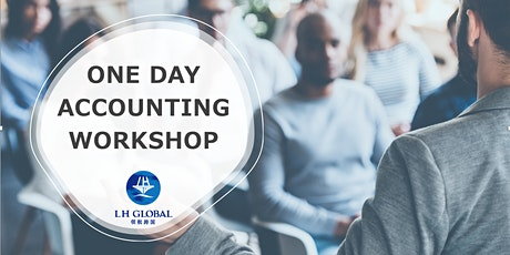 One-day accounting workshop tickets