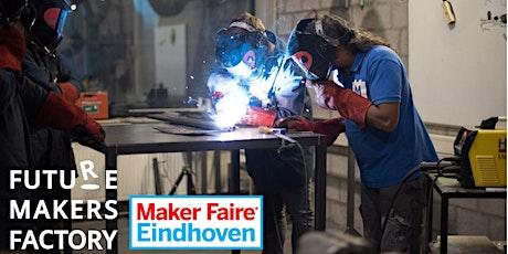 Workshop: lassen (welding) tickets