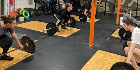 39th Annual Spartan Open Weightlifting Championships tickets
