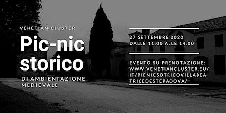 Pic-nic storico in Villa Beatrice d'Este biglietti