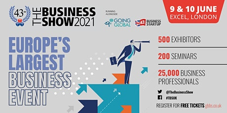 The Business Show tickets