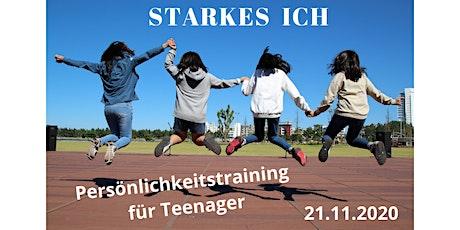Starkes Ich - Persönlichkeitstraining für Teenager Tickets