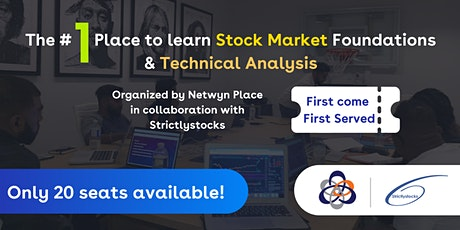 Learn to become a successful Stock Trader tickets