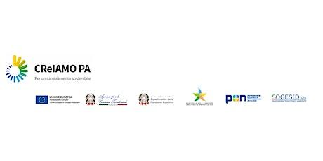 L1  - WP1 – Formazione e diffusione del Green Public Procurement biglietti