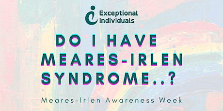 Do I have Meares-Irlen syndrome? |Meares Irlen Awareness Week tickets