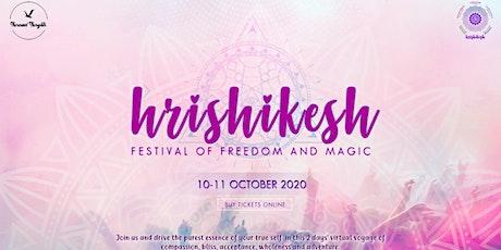 Hrishikesh 6.3 - Festival of Freedom and Magic tickets