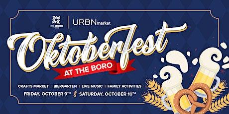 URBNmarket Oktoberfest at The Boro tickets
