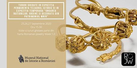 Tururi ghidate MNIR || Romanian Jewelry Weerk 1.0 billets