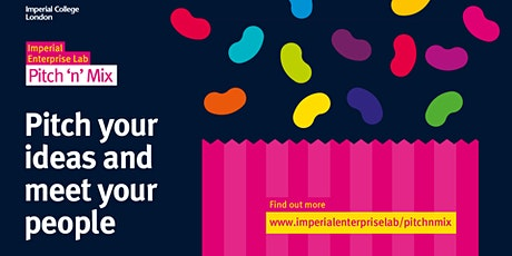 Imperial Business School MBA Pitch 'n' Mix November 2020 tickets