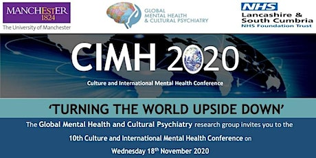Culture and International Mental Health Conference - 2020 tickets